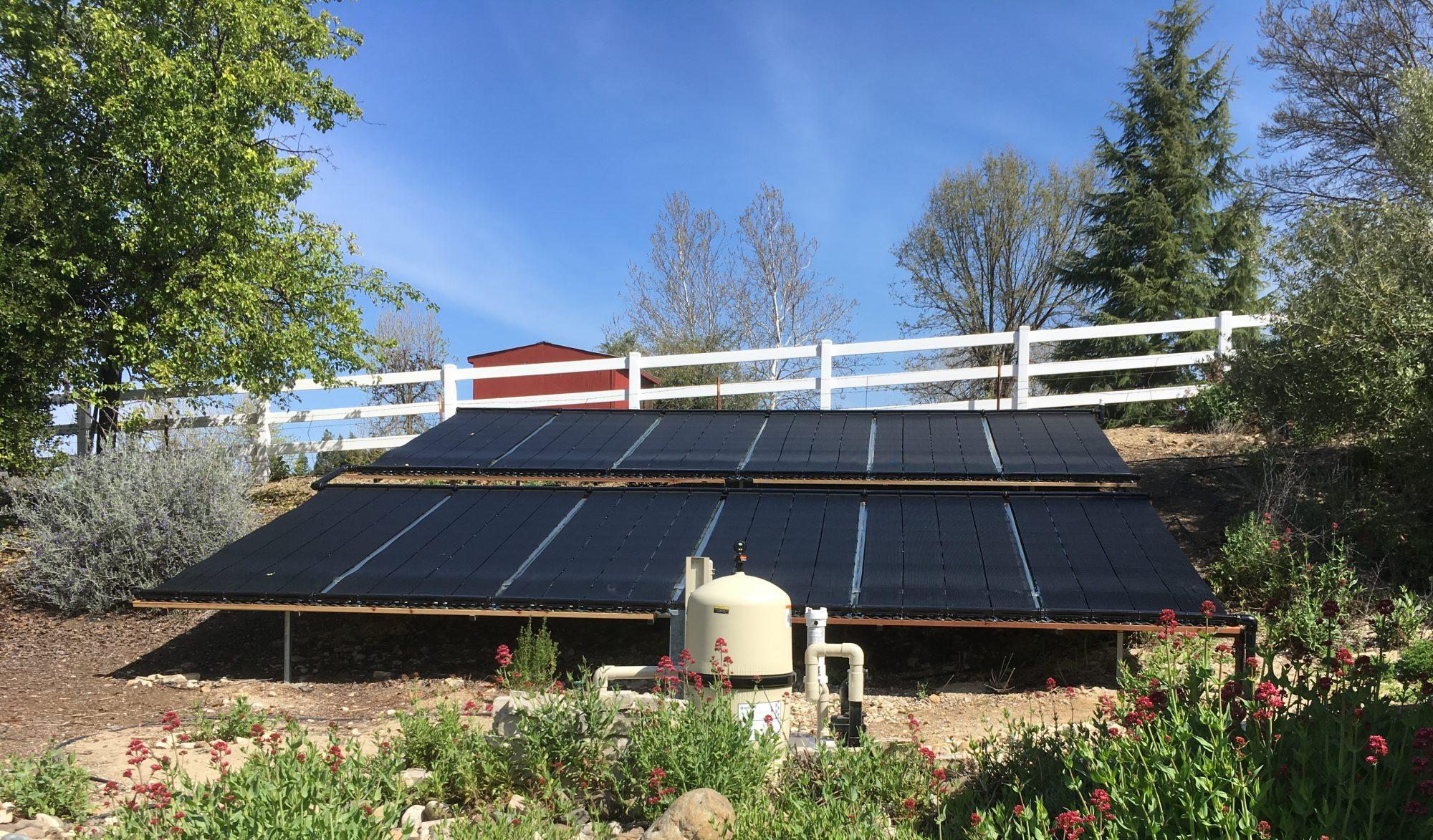 San Luis Solar Solar Pool Heating Service And